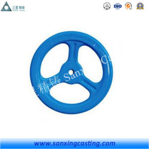 Resin Sand Casting Butterfly Valve Body Part pictures & photos