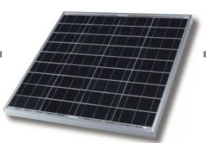 Price Per Watt! ! 80W 18V Solar Panel, PV Module Sold to India, Pakistan, Phillipines, Russia, Negeria, Afghanistan, Dubai, South Africa pictures & photos