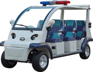 New Product! Electric Cruise Car Police Car (6 Seat) pictures & photos
