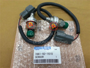 Komatsu Excavator Spare Parts, Engine Parts with Sensor (7861-92-1610) pictures & photos
