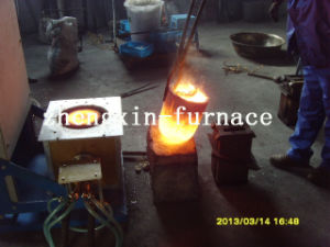 30kg Induction Melting Furnace for Copper/Silver/Gold pictures & photos