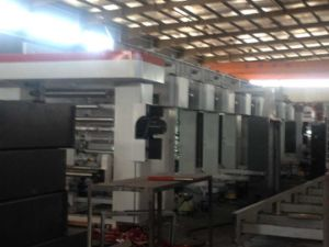 Automatic Gravure Printing Machinery (ASY-E) pictures & photos