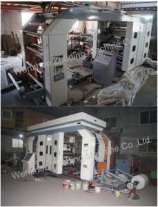 Offset Printing Machine 6 Color pictures & photos