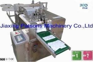 Screen Cleaning Wipes Packaging Machine pictures & photos
