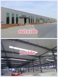 Steel Workshop with Installation From China Manufacturer pictures & photos