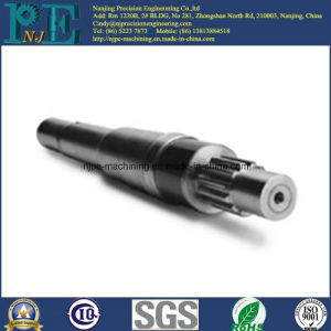 Custom Alloy Steel Shaft From China Supply