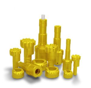 Hole Opener Bits (DTH/ Threaded/ Crown)