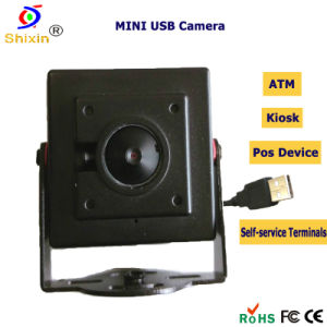 0.3MP 3.7mm Mini Digital USB Video Camera for ATM (SX-608) pictures & photos