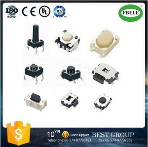 Tact Switch SMD Switch Waterproof Tact Switch pictures & photos
