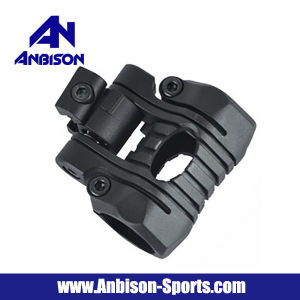 Airsoft Tactical 5 Positions Flashlight Mount pictures & photos