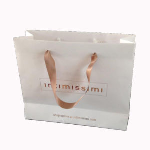 Customized Paper Shopping Bag for Shopping and Packing pictures & photos