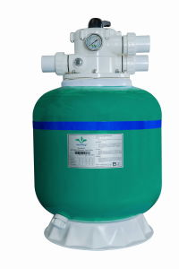 Fiberglass Laminated Topmount Sand Filter for Swimming Pool pictures & photos