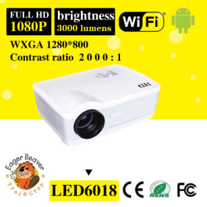Eng/Fre/SPA Total 23 Language 3000 Lumens Education Projector