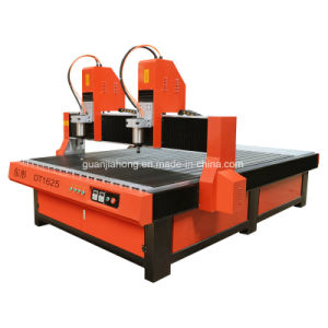 Multi Head 4 Spindles Wood Furniture CNC Router (DT1815-4) pictures & photos