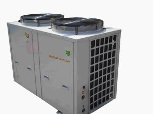 High Temperature Air Source Heat Pump 7~28kw with Maximum 85degree C pictures & photos