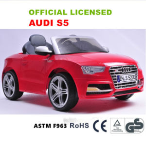 China New Official Licensed Audi S Ride On Car Children Electrionic - Audi 6v ride toy cars