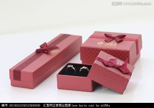 Hight Quality Paper Jewellery Box / Jewelry Packaging Box