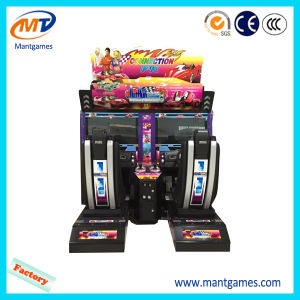 The Stimulating Arcade Game Machine Popular Outrun video Game Machine (MT-1098) pictures & photos