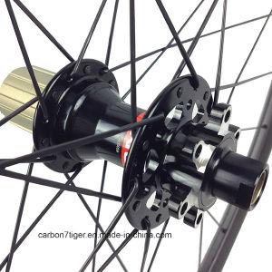 China Carbon Mtb Bike Wheels 29 Inch 24 X 24 Mm With Novatec Hubs