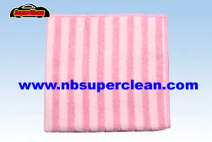 China Wholesale Professional Microfiber Cleaning Cloth (CN3655) pictures & photos
