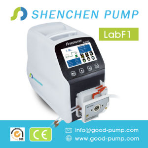 Laboratory Dispensing Dosing Peristaltic Pump with Different Tubing Size