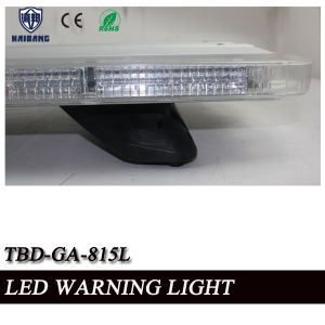 New Design Aluminum Cover LED Lightbar with Super Bright SMD LEDs (TBD-GA-815L) pictures & photos