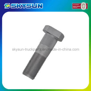 High Quality Trailer Part Wheel Hub Bolt for Benz Truck pictures & photos