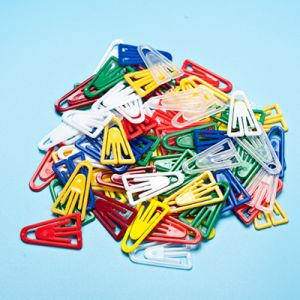[Sinfoo] Plastic A Shape Shirt Packing Clips (CD020-6) pictures & photos