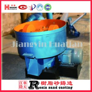 S11 Series Roller Tyre Sand Mill