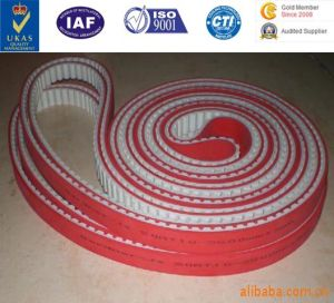 PU Rubber transmission Timing Belt Synchronous Cam Industrial Belt pictures & photos
