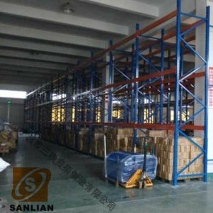 Heavy Duty Pallet Racking for Warehouse Storage Solutions pictures & photos