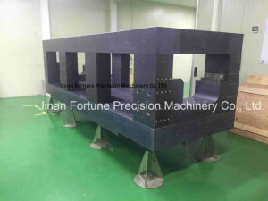Granite Components with High Degree of