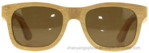 Travel Accessory Hot Fashion Bamboo Folding Sunglasses