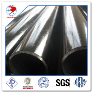 6 Inch Sch40 API 5L A53 A106 Grade B Black Seamless Carbon Steel Pipe pictures & photos