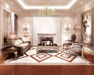 High Quality Polished Porcelain Floor Tile (600*600 800*800) pictures & photos