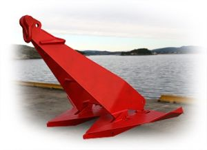 Aquaculture Anchor for Cage Mooring System pictures & photos