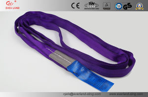 1ton 100% Polyester Endless Round Sling for Safe Lifting with High Quality