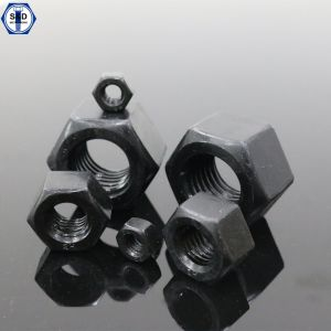 Heavy Hex High Tensile Nuts ASTM A194 2h Multiple Surface