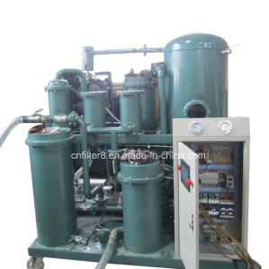 High Water Content Hydraulic Oil Purification Plant (TYA-30) pictures & photos