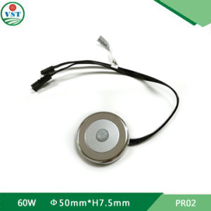 Furniture Recessed Touch less 12V 24V DC Infra Red Sensor Switch