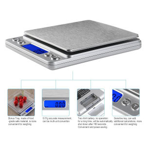 3kg Digital Multifunction Kitchen and Food Scale pictures & photos
