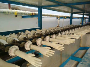 Industrial Latex Household Gloves Making Machine