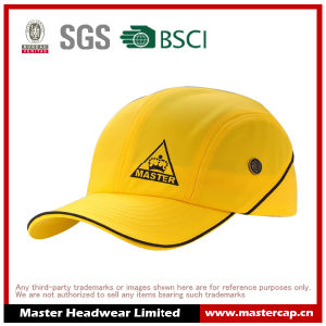 100% Polyester Stretch Fitted Cap Sports Hat