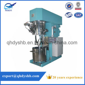 Multinational Chemical Planetary Vacuum Mixer Machine