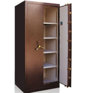 Large Steel Electronic Fireproof Gun Safe