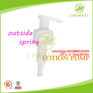 CF-L-3 28/410 Plastic Soap for Shampoo Lotion Dispenser Pump