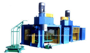 Inverted Vertical Type Steel Wire Drawing Machine pictures & photos