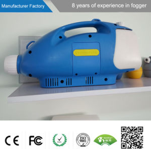 2.5L Battery-Powered Cordless Ulv Cold Fogger