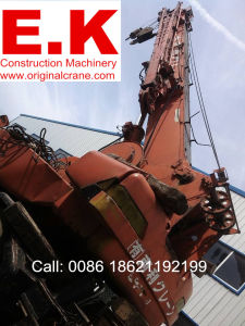 25ton Hydraulic Japanese Kobelco Rough Terrain Used Truck Crane (RK250-3) pictures & photos