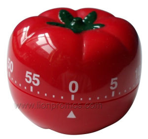 ABS Vegetable Fruit Shape Michanical Kitchen Oven Timer pictures & photos
